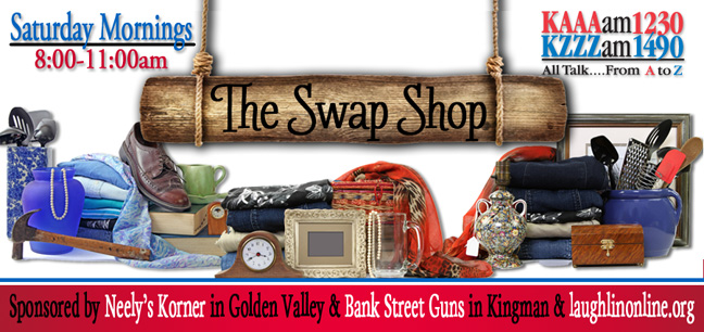 The Swap Shop at KAAA and KZZZ