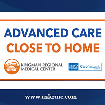 Advanced Care Close to Home @ KRMC Kingman Regional Medical Center