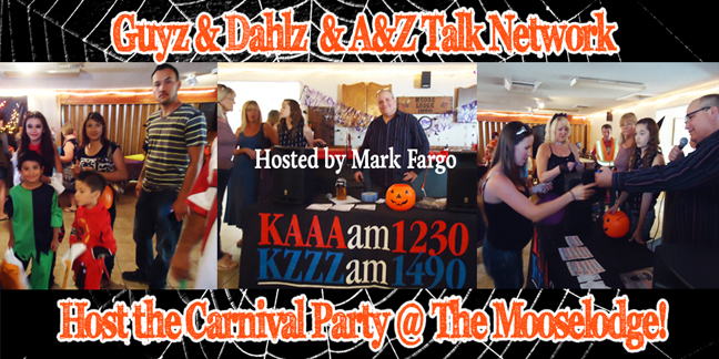 Guyz & Dahlz & A&Z Talk @ The Moose Lodge in Bullhead City