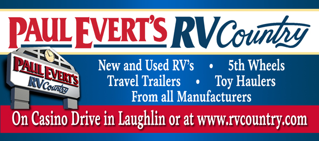 Paul Evert's RV Country in Laughlin